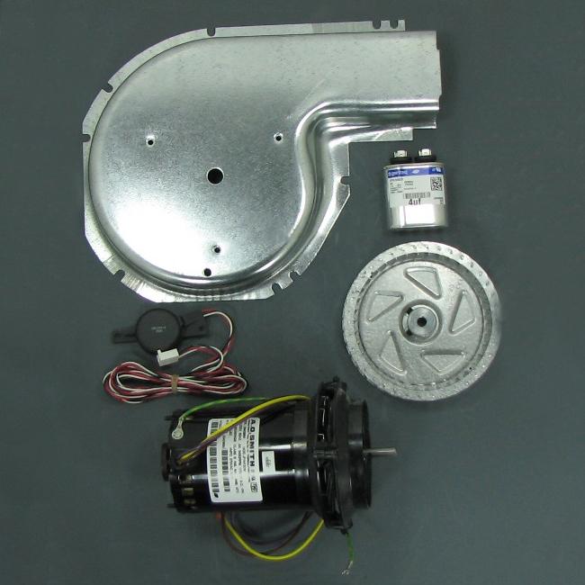 Carrier Draft Inducer Rebuild Kit 48gs400649 Kit