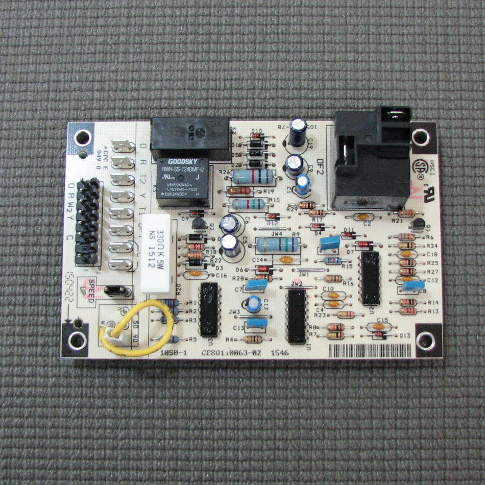 carrier defrost circuit board ceso110063