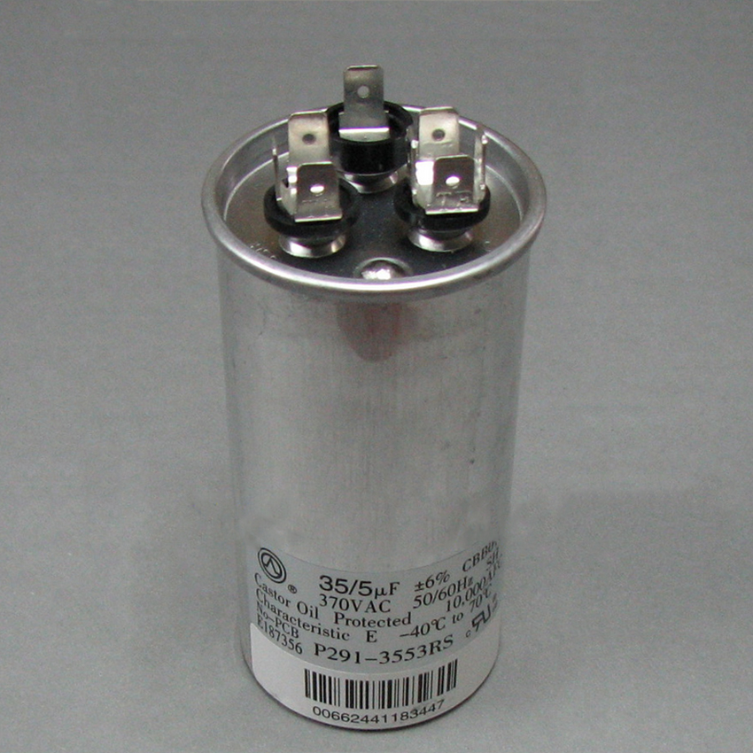 Carrier Dual Capacitor P291-3553RS