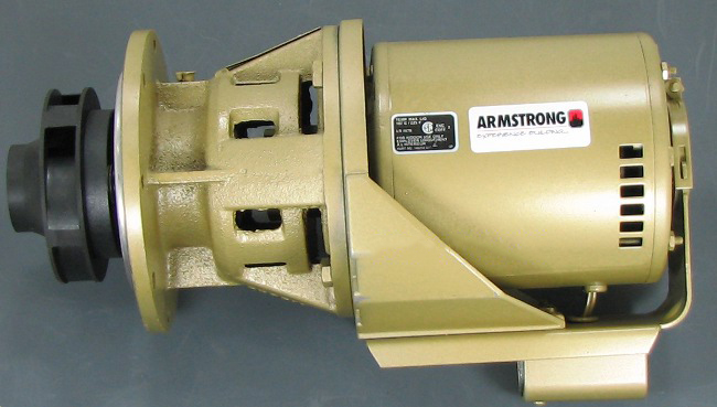 Armstrong Pump 2B1050 AB Less Volute 110108MF-675