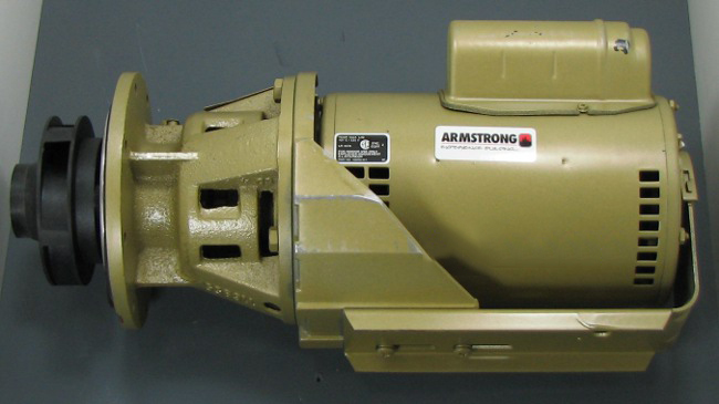 Armstrong Pump 2B1050 AB Less Volute 110108MF-717