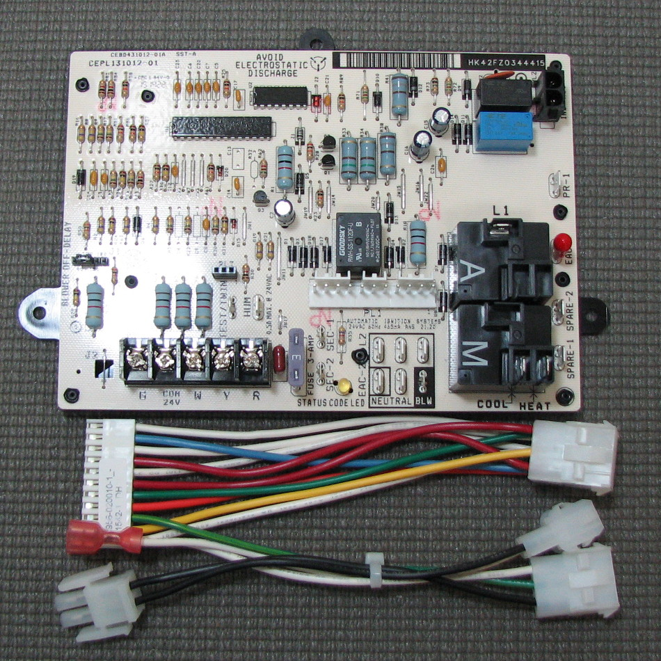 Carrier Circuit Board Kit 325878-751
