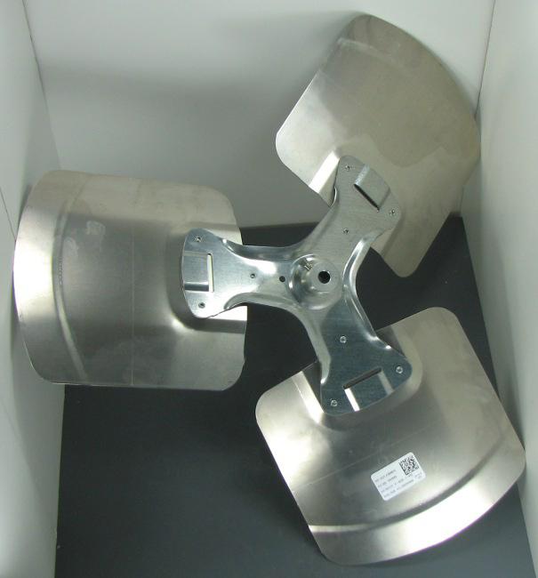 Hvac Fan Blade : Armstrong ducane condenser fan blade r
