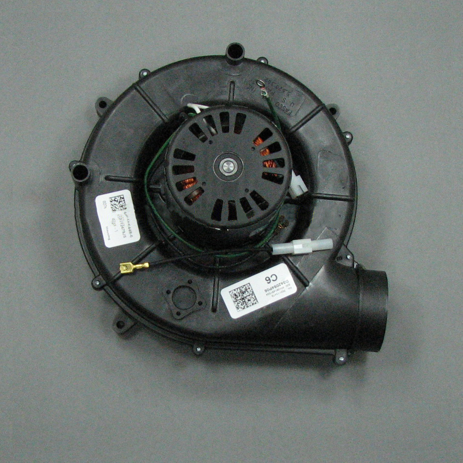Trane Draft Inducer Assembly BLW01138