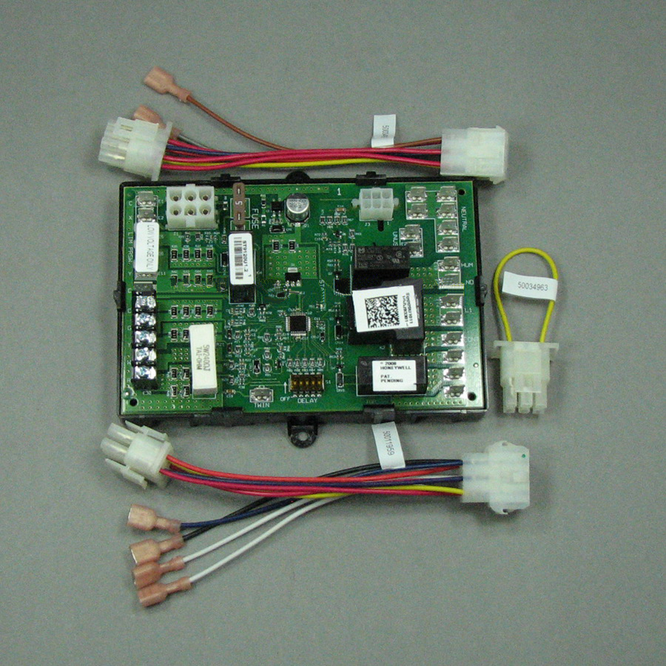Lennox Fan Control Circuit Board X8609