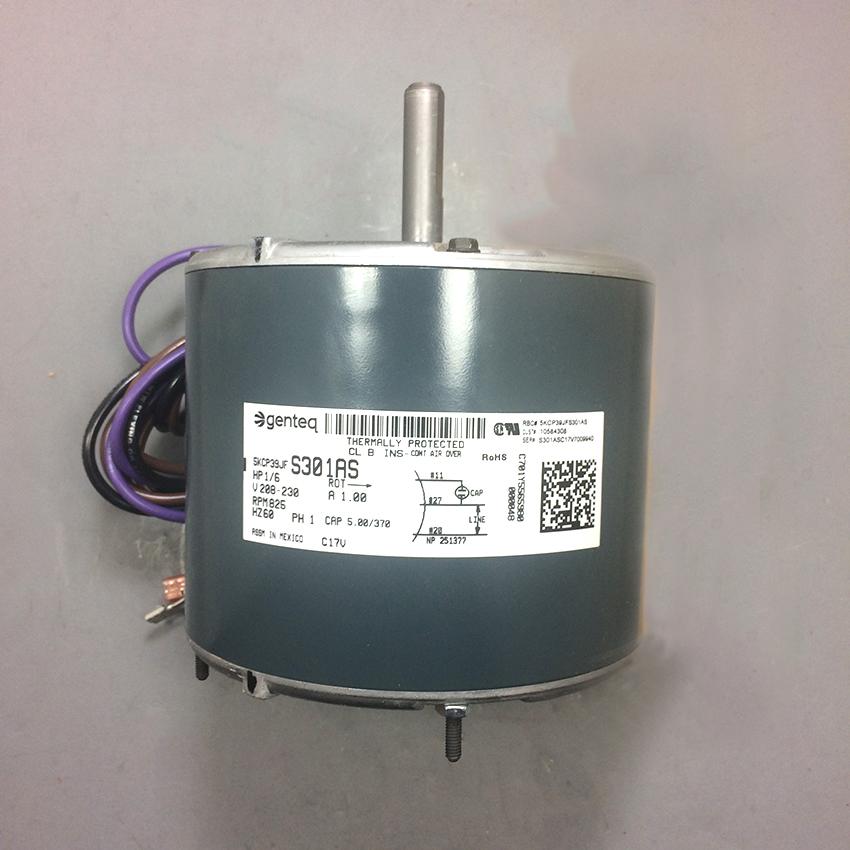 goodman condenser. goodman / amana condenser fan motor 10584308s