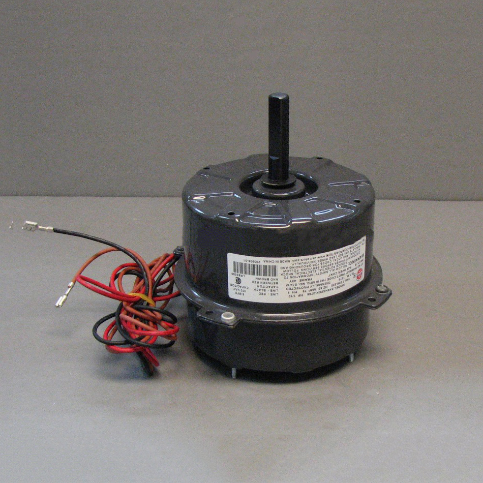 Armstrong Condenser Fan Motor Shortys Hvac Supplies Wire Wiring On 3 Volt Exhaust Ducane 72l05