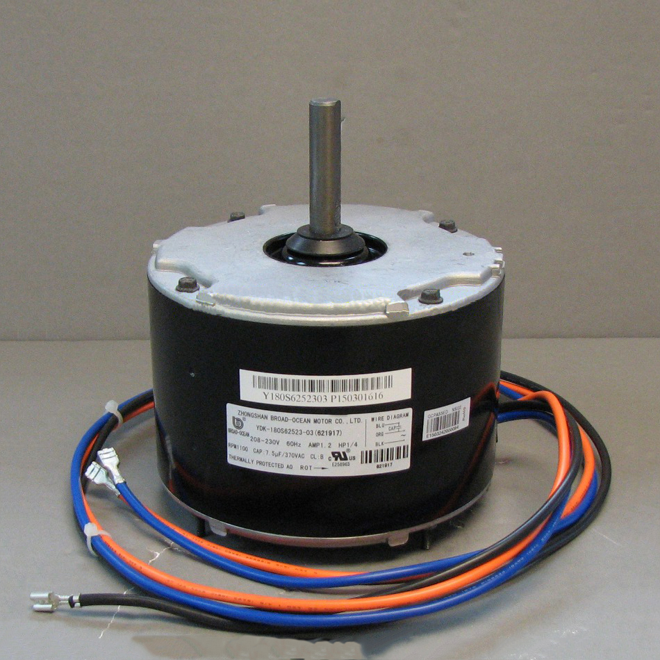 Nordyne Condenser Fan Motor | Shortys HVAC Supplies on
