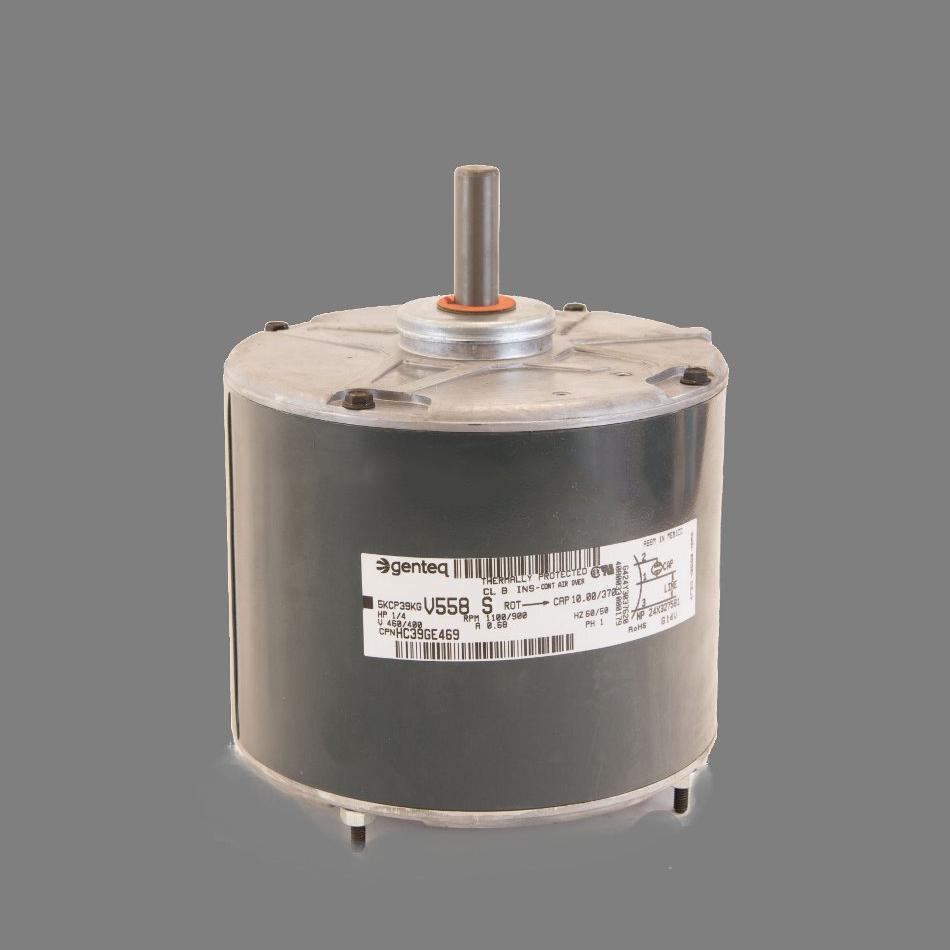 Fan Motor Product : Carrier condenser fan motor hc ge