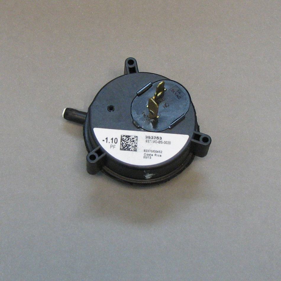 York Pressure Switch S1-02435777000