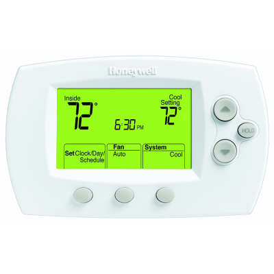 Honeywell FocusPro 6000 Thermostat TH6110D1021