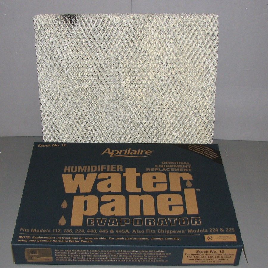 Aprilaire Stock No 12 Water Panel
