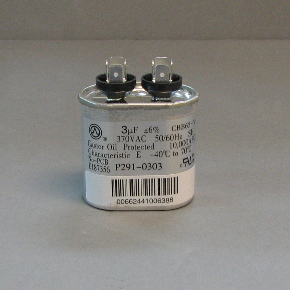 Carrier Capacitor P291-0303