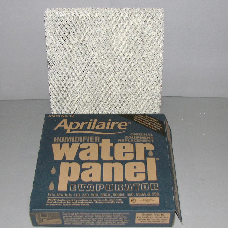 Aprilaire Stock No 10 Water Panel 4 Pack Special Price!