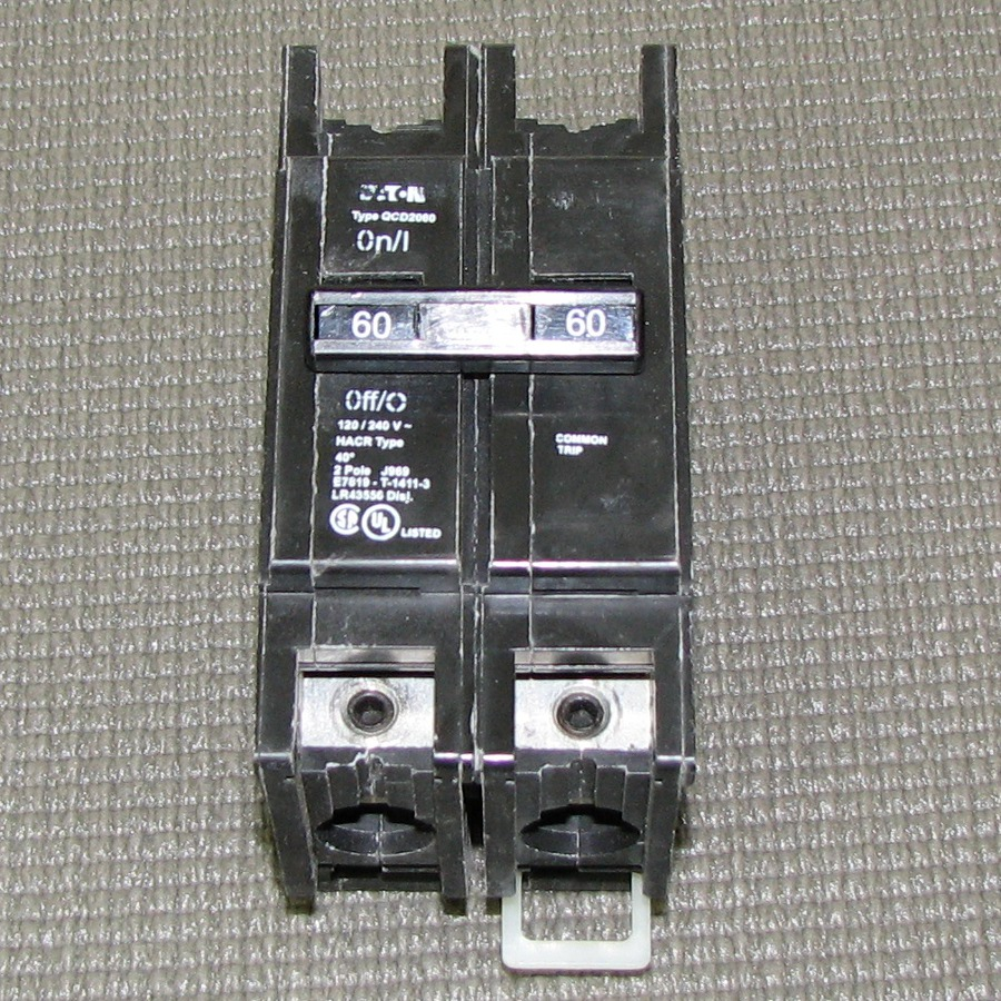 Trane Circuit Breaker Bkr01647 Shortys Hvac Supplies