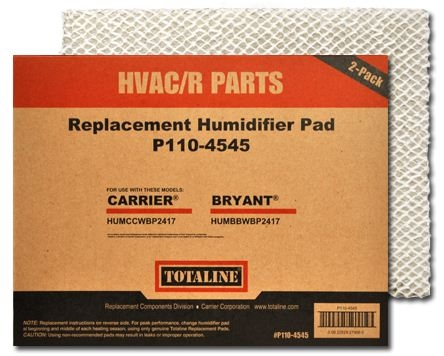 Carrier Humidifier Pad 2 Pack P110-4545