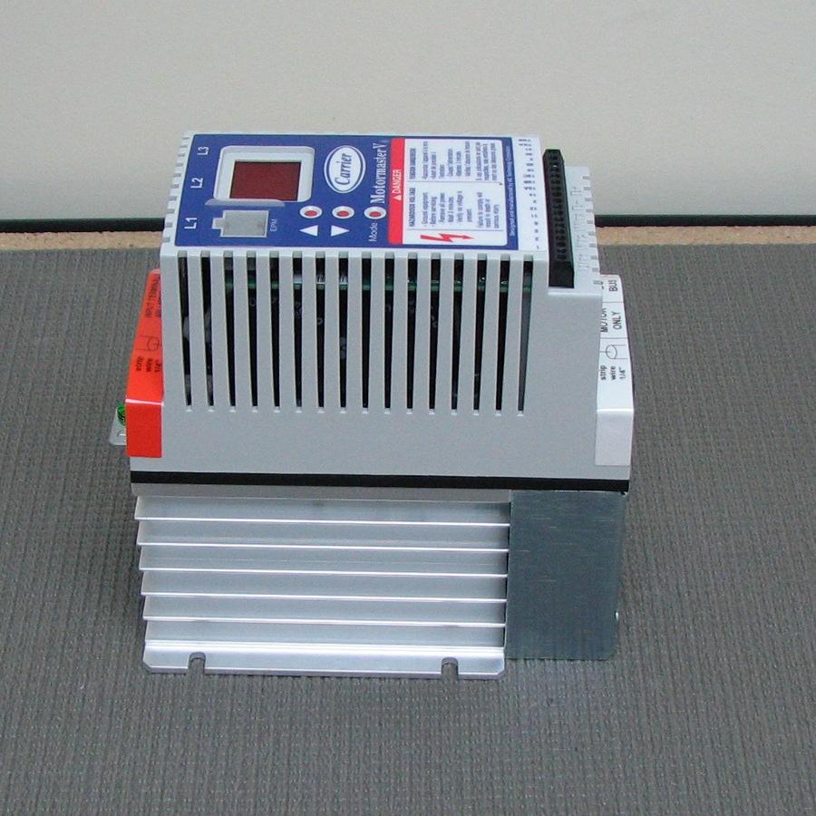 Carrier Condenser Fan Motor Motormaster Hr46tn002