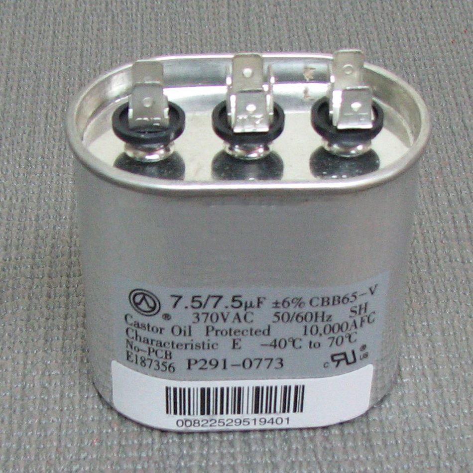 Carrier Capacitor P291-0773