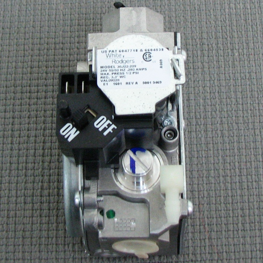 Trane Natural Gas Valve VAL09028