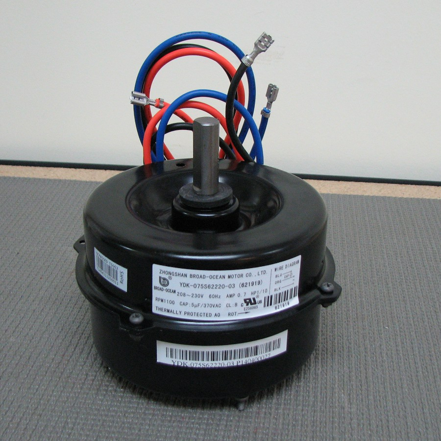 Nordyne Condenser Fan Motor 621919 Shortys Hvac Supplies