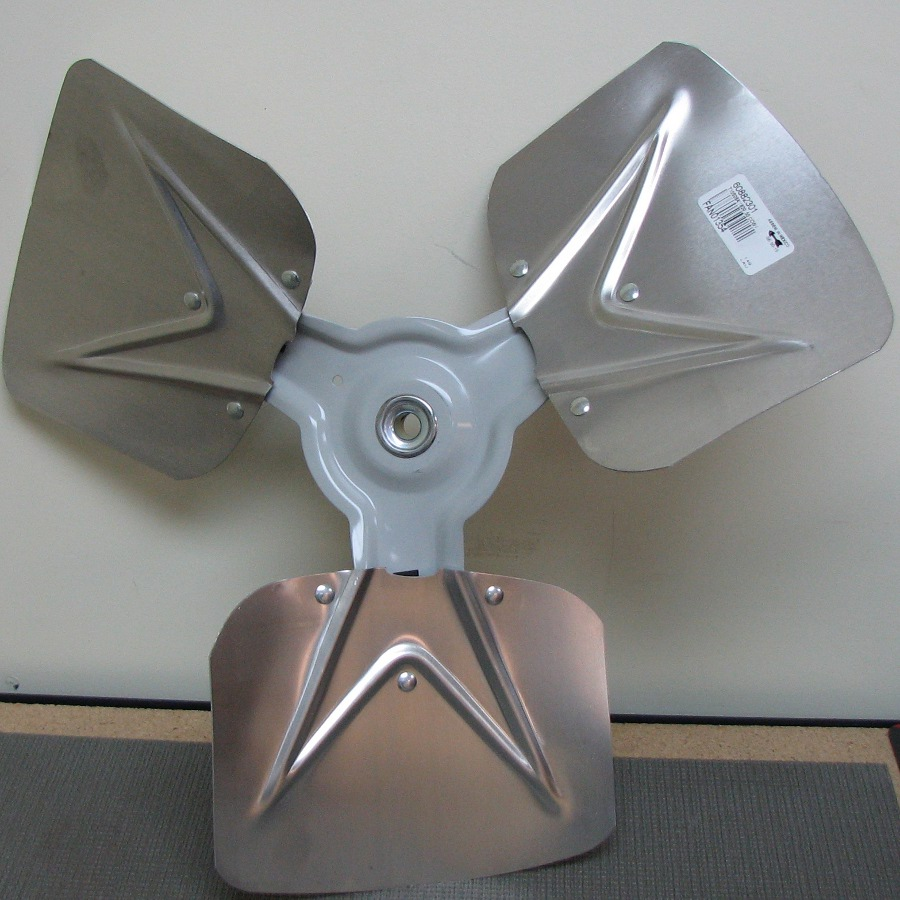 Trane condenser fan blade fan01354 fan01354 for Trane fan motor replacement cost