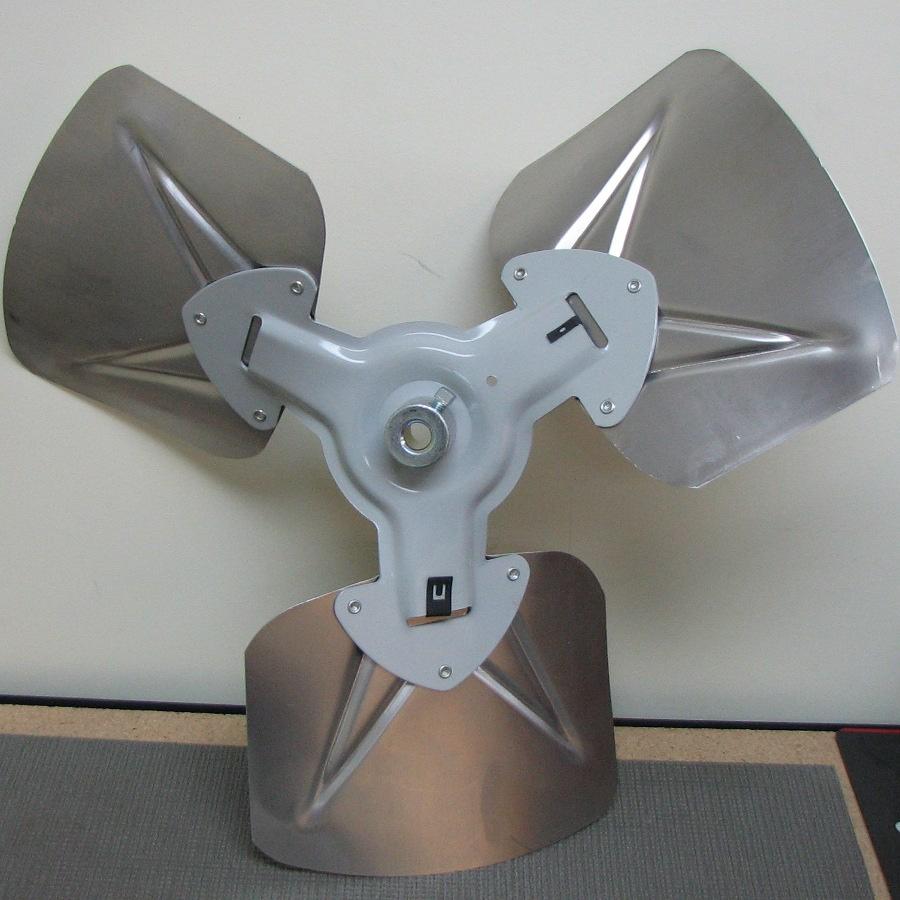 Hvac Fan Blade : Trane condenser fan blade