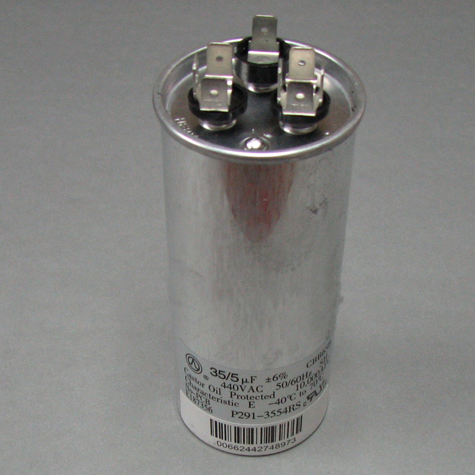 Carrier Capacitor P291-3554RS