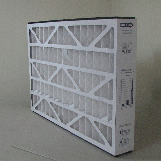 Box of 6 Trion Air Bear Cub Filters 16 X 25 X 3