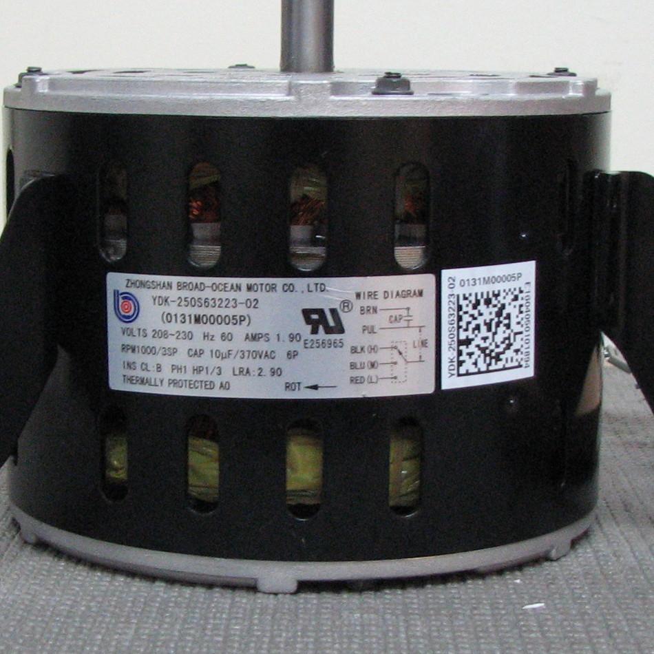 Goodman Blower Motor 0131m00005psp Shortys Hvac Wiring Diagram 100