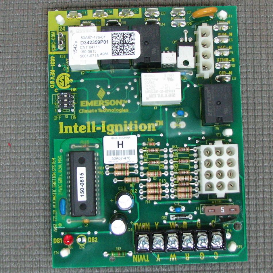 Trane Ignition Control Circuit Board Cnt07738