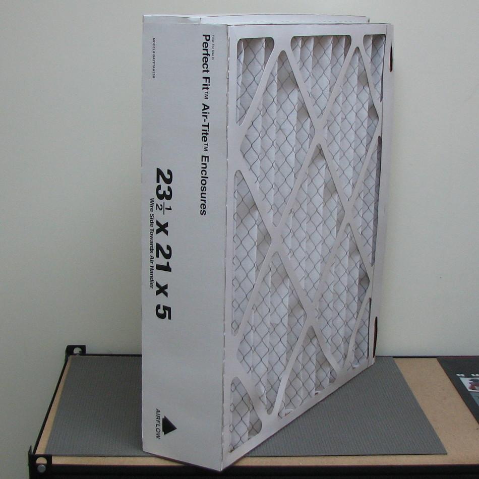 Trane Perfect Fit Bayftah23m Air Filter 2 Pack Shortys