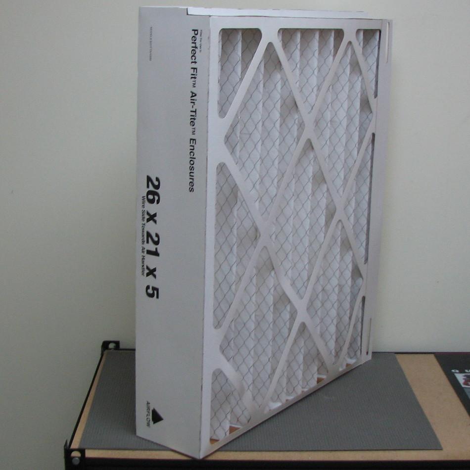 Trane Perfect Fit Bayftah26m Air Filter 2 Pack Shortys