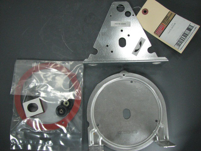 Carrier Draft Inducer Mounting Kit 318858-752