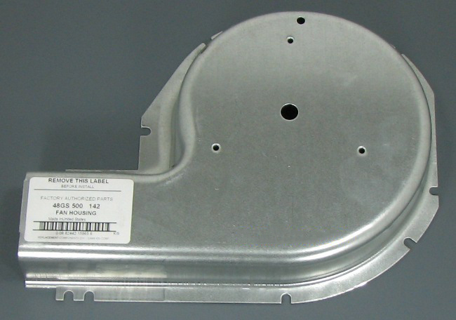 Carrier Draft Inducer Housing 48GS500142
