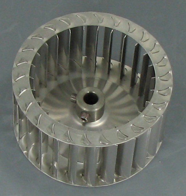 York Draft Inducer Blower Wheel S1-02632625700