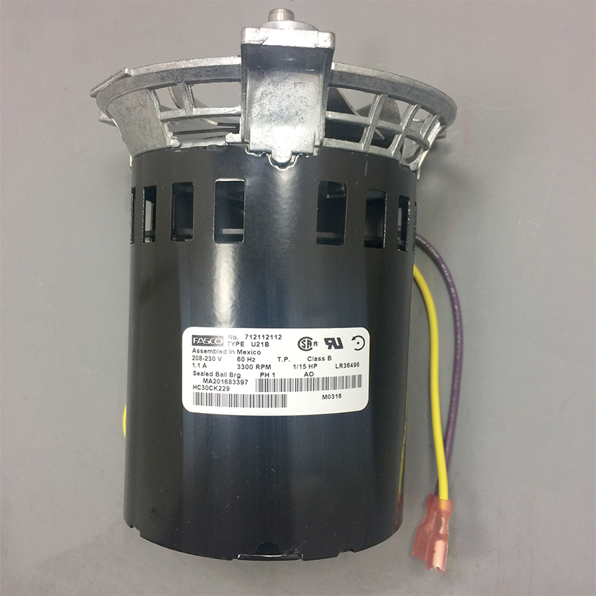 Carrier Draft Inducer Motor HC30CK229 | Shortys HVAC Supplies