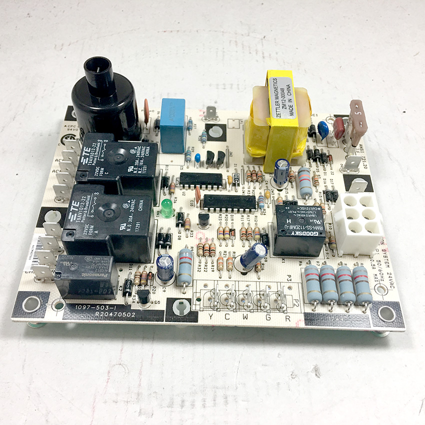 Lennox / Armstrong / Ducane Ignition Control Circuit Board 52M46