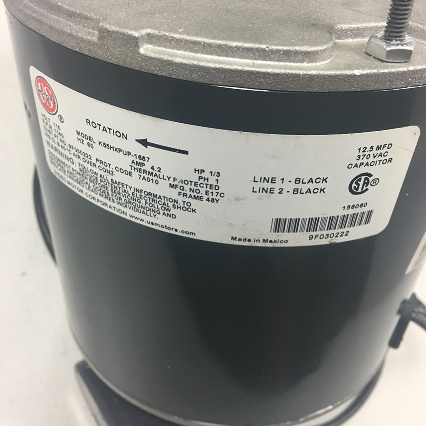 Modine Fan Motor 9F30222
