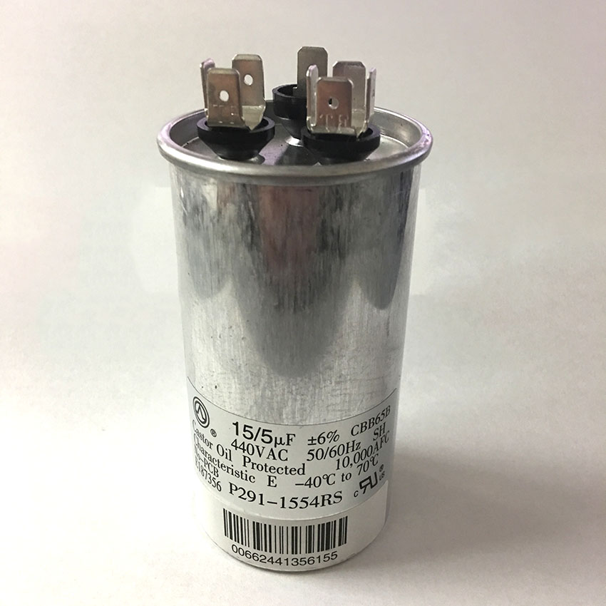 Motor Capacitor For Air Conditioner and Furnace DIY Repair