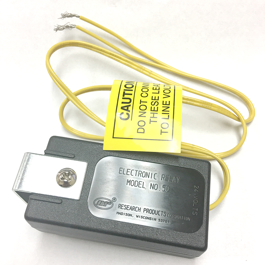 Trane Humidifier Relay RLY02948