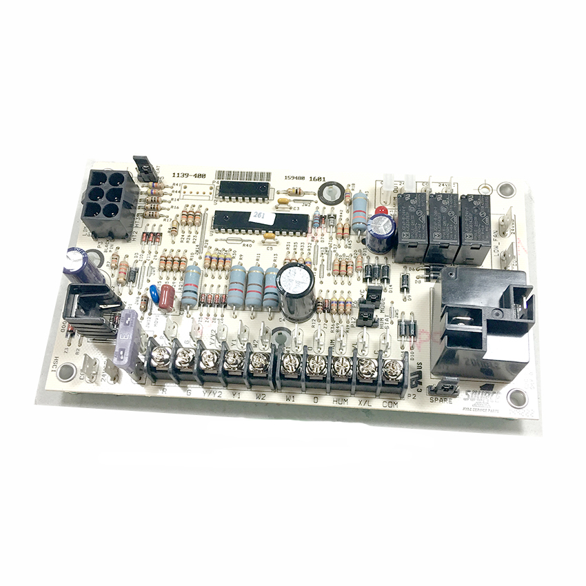York / Coleman Fan Electrical Heat Control Board S1-03109156000