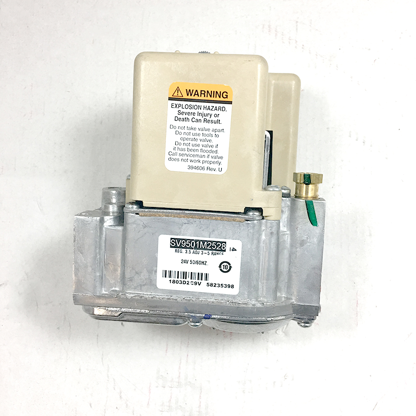 Honeywell Natural Gas Smart Valve SV9501M2528