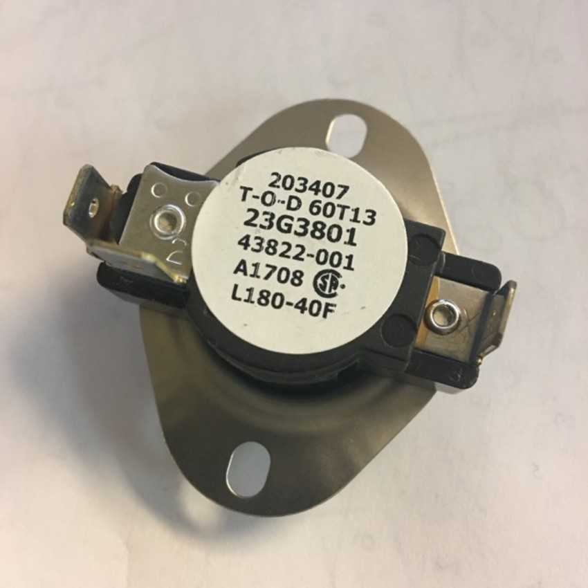 Lennox Limit Switch 23G38