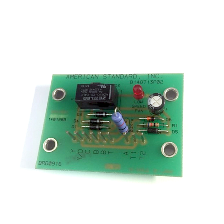 Trane Fan Control Board BRD00916