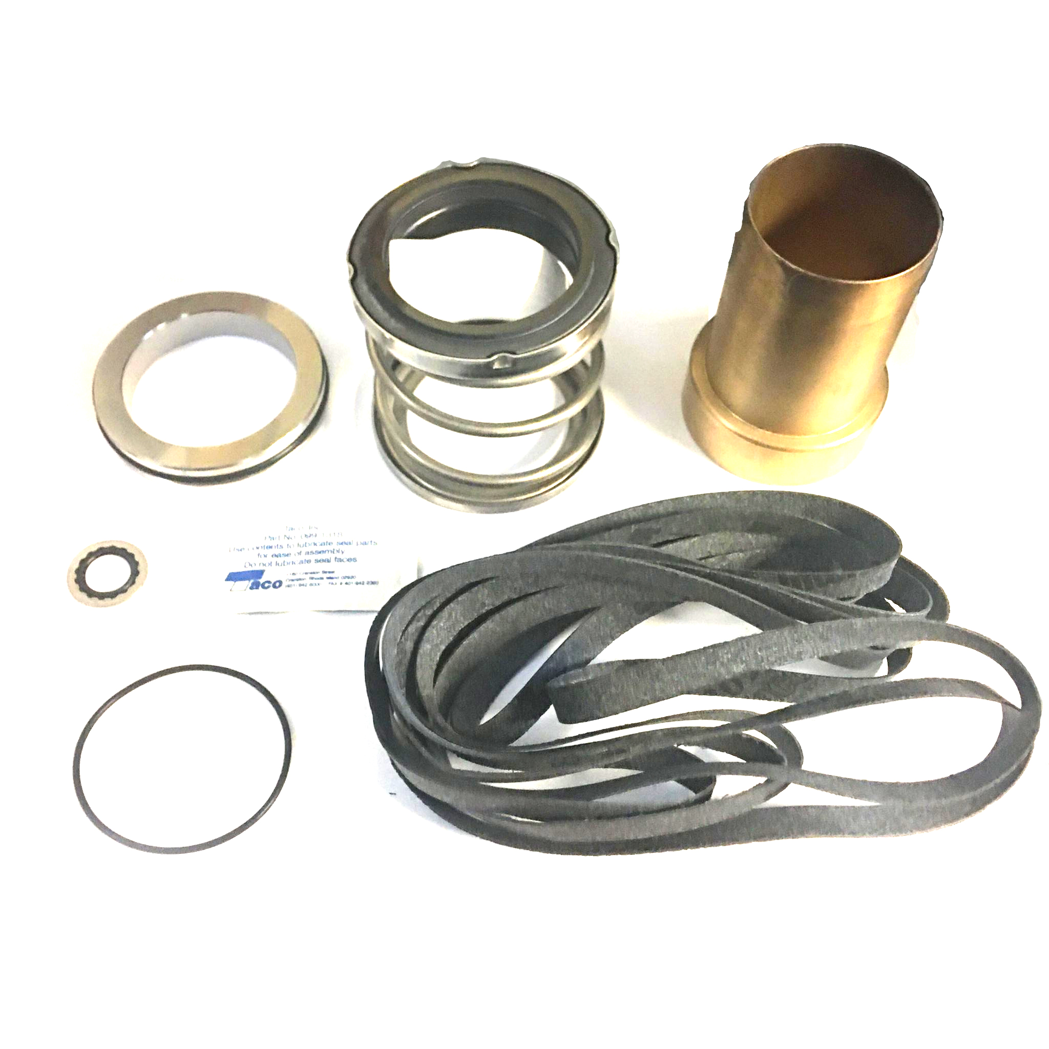 Taco Pump Mechanical Seal Repair Kit 950-666BRP