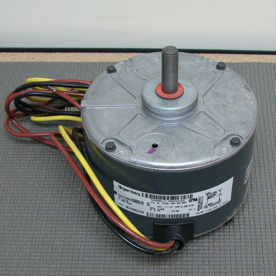 Payne Condenser Fan Motor Shortys Hvac Supplies Coleman A C Unit Wiring Diagram Carrier Hc33ge233