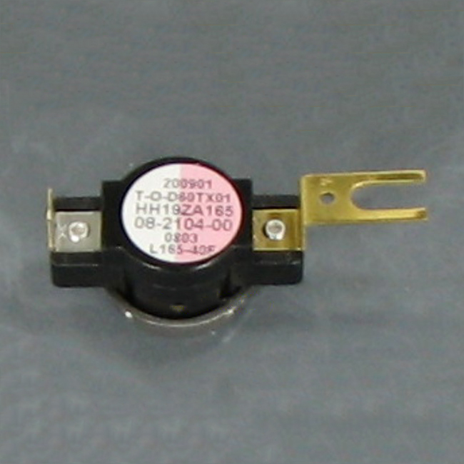 Carrier Temperature Actuated Switch HH19ZA165