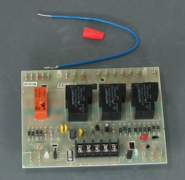 Lennox Fan Control Board 48K98