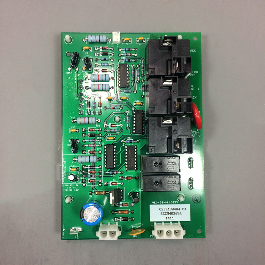 Carrier PTAC Control Board 52CQ402654