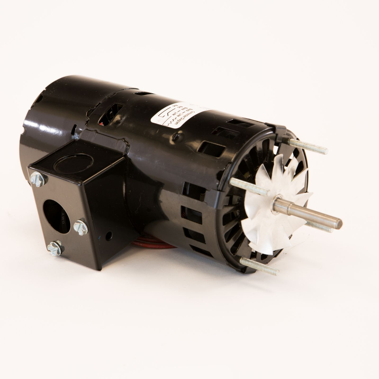 Carrier Draft Inducer Motor Hc24au600 Hc24au600